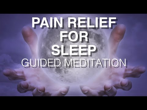 Sleep Hypnosis And Pain Relief Meditation