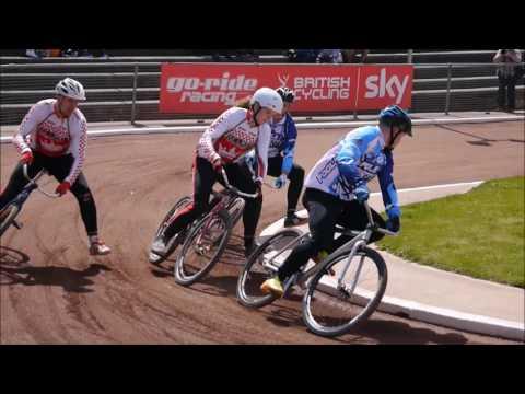 Cycle Speedway, Poole v Birmingham 14/5/2017