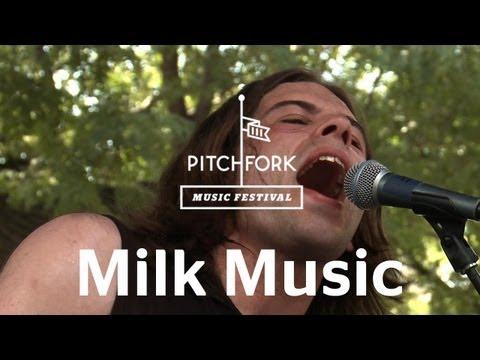 Milk Music perform