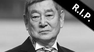 """Ken Takakura (16 February 1931 - 10 November 2014) """"Pay Your Tribut..."""