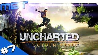 PSvita Uncharted Golden Abyss Gameplay En Español # 7 (Camara De Los Siete Padres)