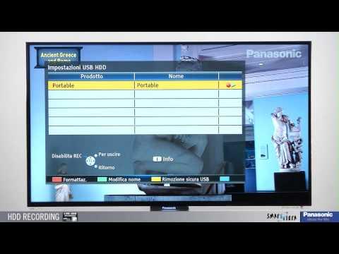 Panasonic VIERA - Tutorial HDD Recording
