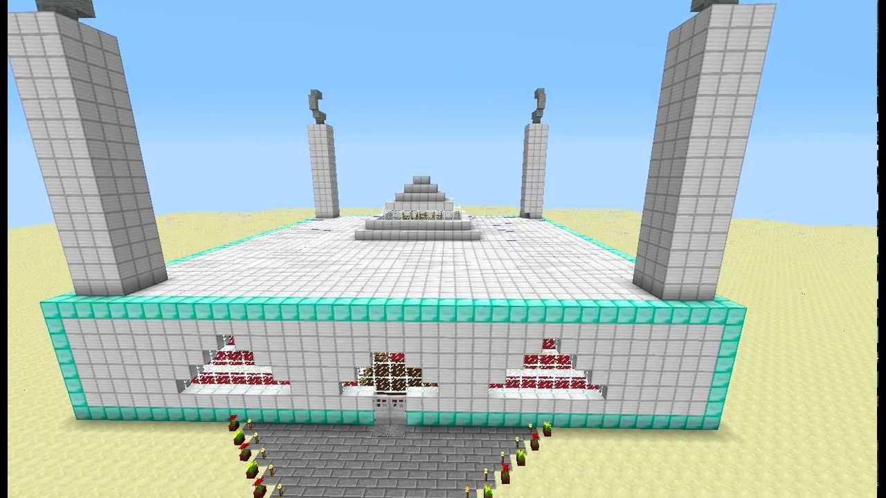 مسجد في ماين كرافت