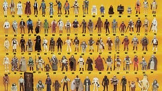 vintage star wars 1977 - 1985 checklist kenner action figures