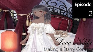 Love Nikki: Making A Starry Corridor Ep. 2 (How To Hotlist & The Basics)