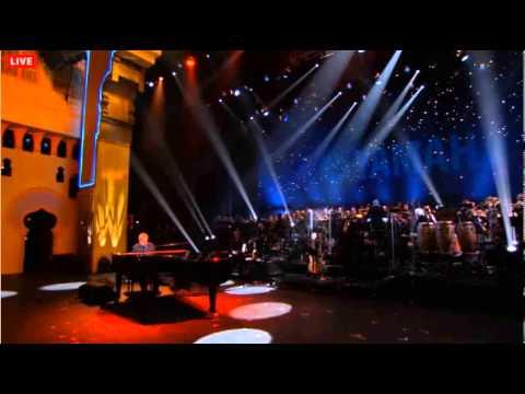Elton John  In Concert for Yamahas 125th Anniversary at Disney California Adventure Park