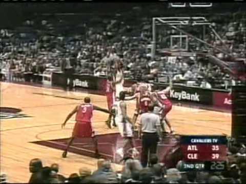 Shareef Abdur-Rahim (43pts/12rebs) vs. Cavaliers (2003)