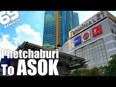Phetchaburi to Asok / Bangkok