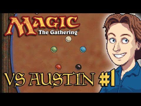Magic The Gathering: vs Austin #1| ProJared Plays!