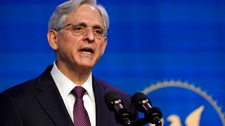The senate judiciary committee is considering nomination of merrick garland to be attorney general united states.