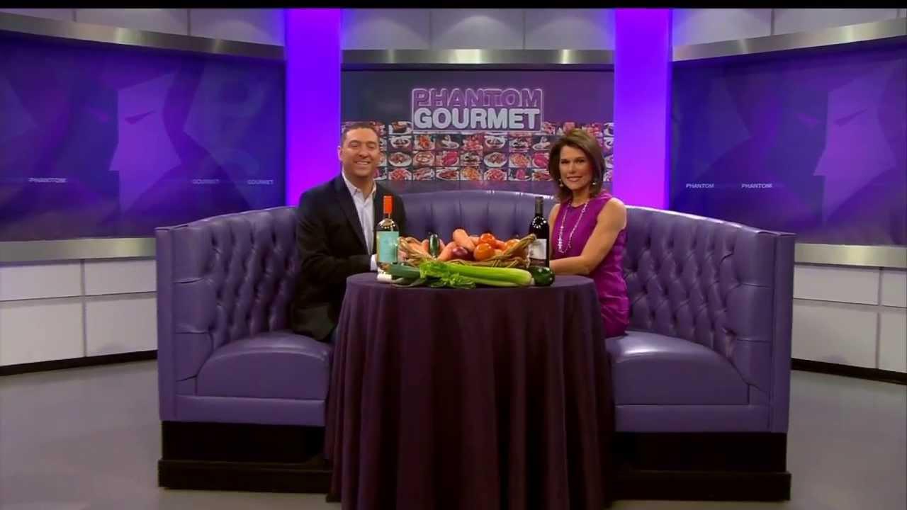 Wbzs Kerry Connolly On Phantom Gourmet Youtube