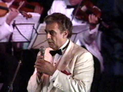 Plácido Domingo en Acapulco 1997