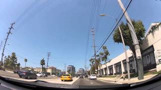 Pacific Coast Highway, Los Angeles California - GoPro HD Hero2