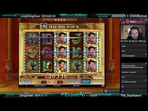 Mr.Casino - BONUS RICH WILDE 30FS!!!
