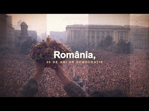 România, 30 de ani de democrație