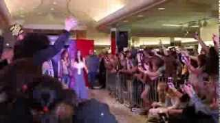 The Andrew Charles and Steven Tyler Fashion Show at Macy's!