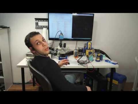 820-3115 Macbook logic board repair PP3V42_G3H and PPBUS_G3H missing.