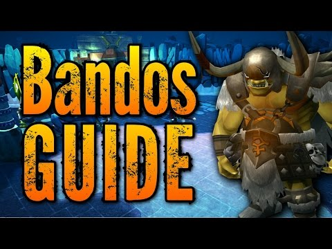 Runescape - Bandos God Wars Guide - 75 Kills/Hr & 500k+ XP/Hr