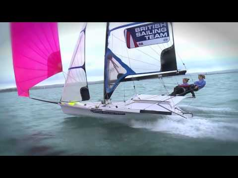 Perfect Partners with Sophie Ainsworth and Charlotte Dobson - 49erFX Sailing