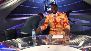 PK Subban Don Cherry Impression