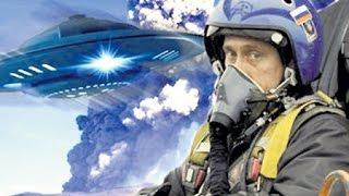Летающие тарелки - секретное оружие России!