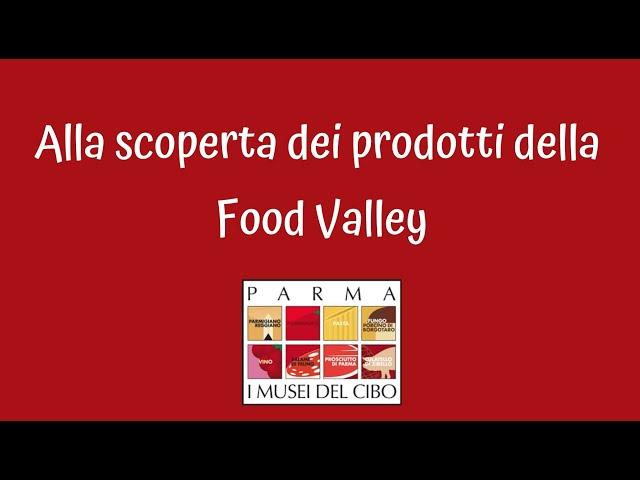 Incontri di formazione organizzati da Federagit Parma. I salumi, il vino e il formaggio Parmigiano.