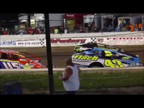 Lebanon Valley Speedway - August 20, 2016 - Modified Main
