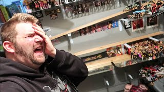 My WWE Figure Collection is Gone (Emotional)
