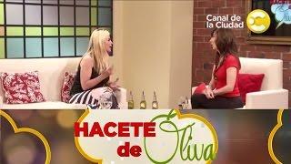 Raquel Mancini en Hacete de Oliva - programa 301