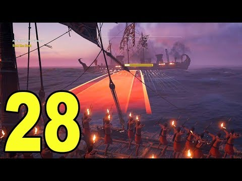Assassin's Creed Origins - Part 28 - War at Sea