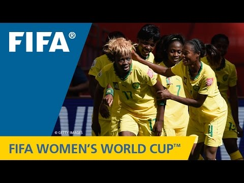 HIGHLIGHTS: Cameroon v. Ecuador - FIFA Women's World Cup 2015