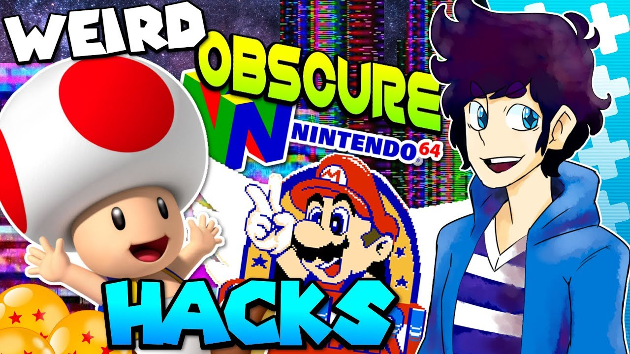Weird and Obscure Nintendo 64 ROM HACKS - Tallest Flash (Super Mario 64  Hacking)