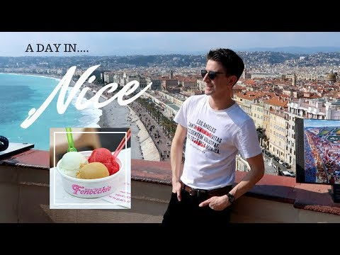 NICE,  FRANCE TRAVEL VLOG | THINGS TO DO IN NICE. MARCH 2018