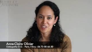 1 : Présentation de l'Ostéopathie, thérapie manuelle alternative