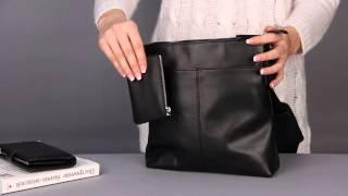 Мужская сумка LUXON 2136-2, обзор, цена
