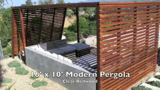 Modern Fences, Gates And Wood Fence Installation -