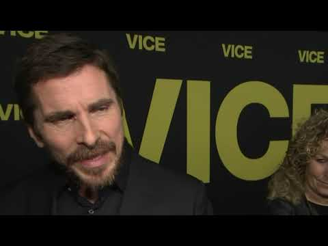Christian Bale: Dick Cheney is 'a big boy' - The Associated Press