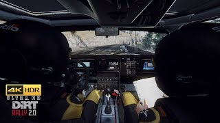 DiRT Rally 2.0 - 4K HDR Monte Carlo Rally Replay