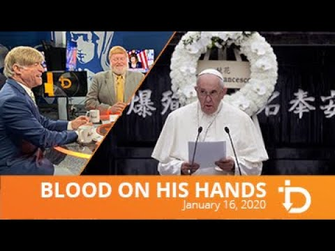 The Download — Blood on His Hands