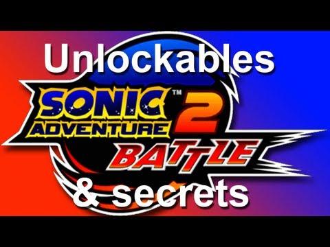 SA2B Unlockables And Secrets