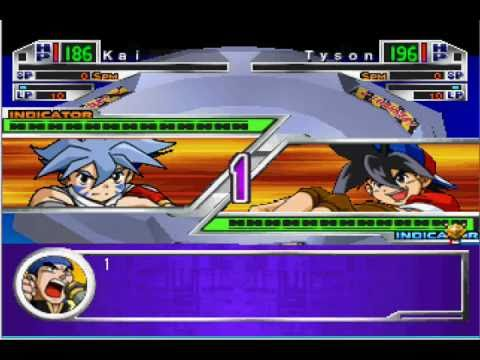 beyblade computer games