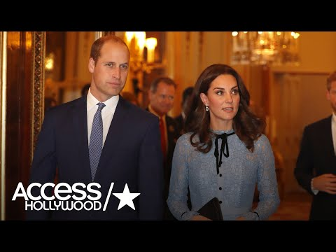 Prince William & Duchess Kate's Baby Has A Due Date | Access Hollywood
