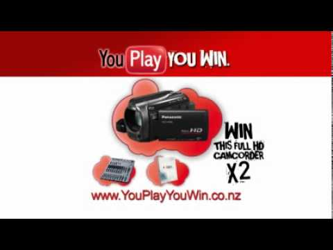 MUSICWORKS You Play You Win Competition