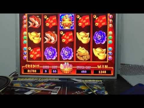 new IGS casino slot software