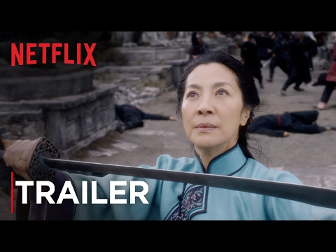 Watch The Trailer For The 'Crouching Tiger, Hidden Dragon' Sequel