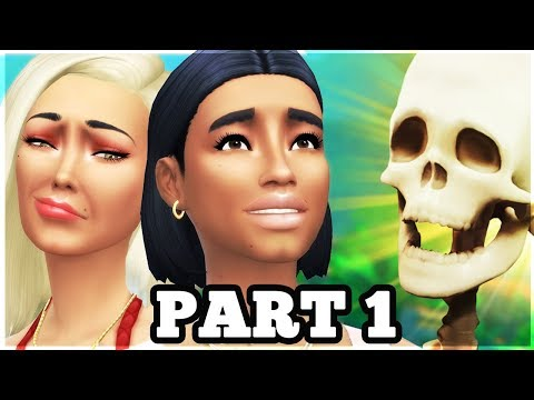🌴 LET'S PLAY THE SIMS 4 JUNGLE ADVENTURE 🐍 [ Part 1 ]