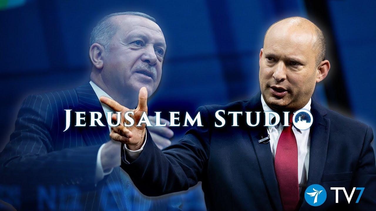 The Eastern Mediterranean - Israel's challenges & opportunities - Jerusalem Studio 619