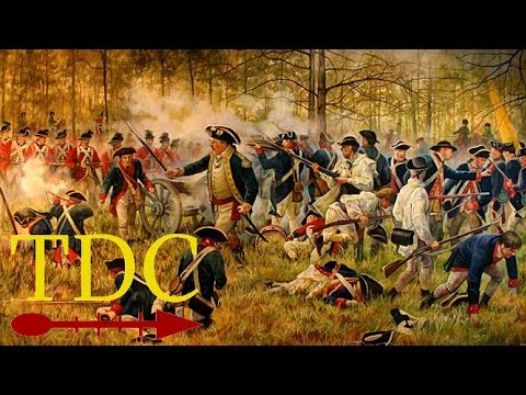 The American Revolutionary war - part 2 of 2 (Documentary)