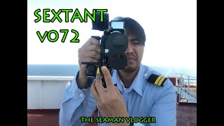 V072 Sextant : LIFE AT SEA
