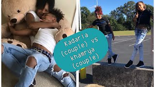 Kadaria( couple) vs khamrya(couple)